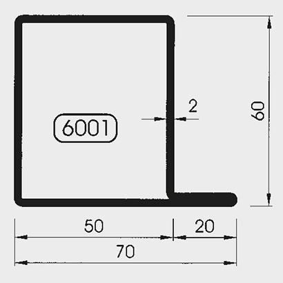 Sistemi per serramenti profilo a freddo tirelli ferro e inox for Uniform sistemi per serramenti
