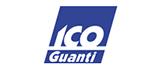 Logo di ICO guanti