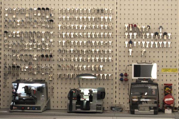 Duplicazione delle chiavi